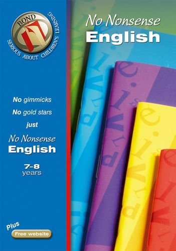 Download Bond No Nonsense English 7-8 years ebook