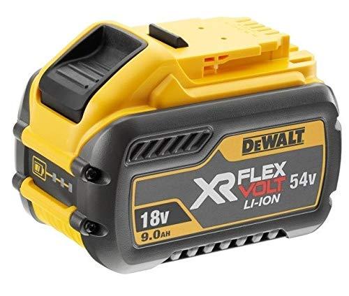 DeWalt DCB547 - Batería XR FLEXVOLT de 18 V y 54 V (9,0 Ah ...