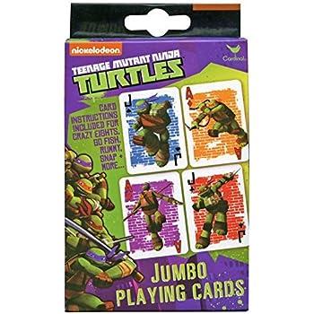 Amazon.com: Teenage Mutant Ninja Turtles Jumbo jugando ...