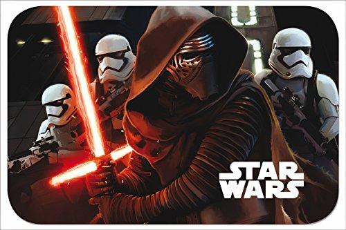 Star Wars Floor Mat Kids Boys Bedroom Kylo Ren Stormtroopers 40cm X 60cm