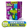 Flushable Baby Wipes for Kids, Sensitive by Kandoo,…