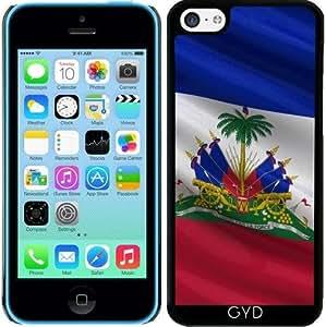 Funda para Iphone 5c - Bandera De Haití by Carsten Reisinger