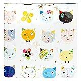 Poetry Album Cats - White
