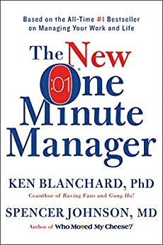 The New One Minute Manager by [Blanchard, Ken, Johnson, Spencer]