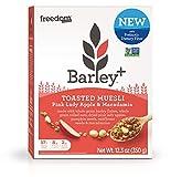 Barley+ Multi Fiber Toasted Muesli (Pink Lady Apple & Macadamia Nut) – 12.3oz Box
