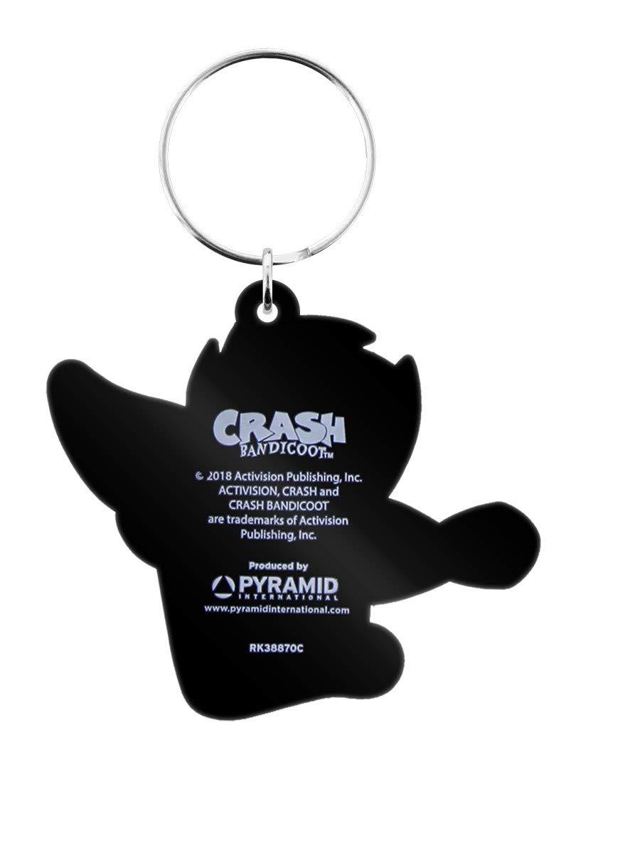 Crash Bandicoot - Llavero Extra Life: Amazon.es: Videojuegos