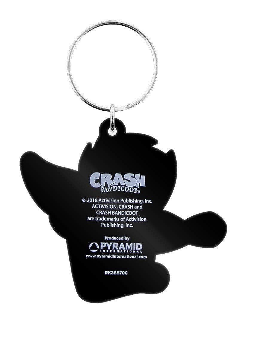 Pyramid International Crash Bandicoot Porte-cl/és Extra Life 6 cm