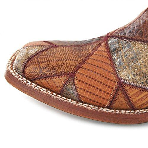 Fb Mode Laarzen Ariat Reese 21672 Rouge / Dames Western Rijlaarzen Rood / Rijlaarzen / Westerse Laarzen / Western Rijlaarzen Tinten Van Exoten & Rouge