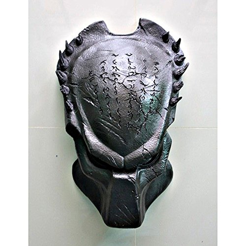 1:1 Full Scale Movie Prop Replica Wolf Predator AVP Helmet Mask Wall hanging PD4 (Predator Costumes For Kids)