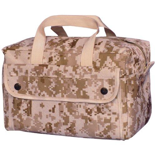 (Fox Outdoor Products Mechanic's Tool Bag with Brass Zipper, Digital Desert)