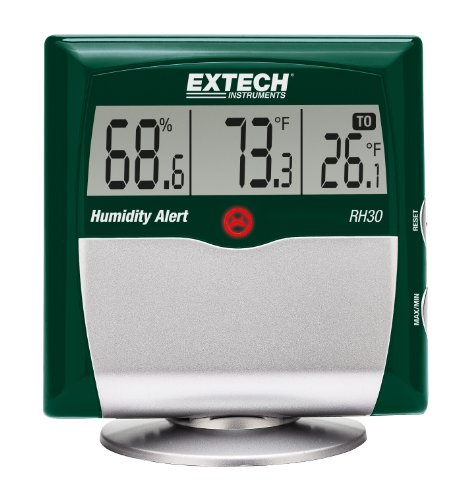 Extech RH30 Hygro-Thermometer with Humidity (Extech Hygro Thermometer)