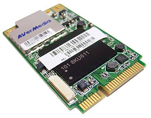 HP AverMedia Mini-PCIe TV Tuner Card 594507-001
