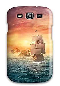Ship Durable Galaxy S3 Tpu Flexible Soft Case