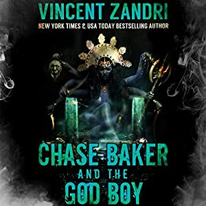 Chase Baker and the God Boy Audiobook