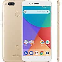 "Xiaomi Mi A1 Dual SIM 4G 32GB Black - Smartphones (14 cm (5.5""), 1920 x 1080 pixels, 32 GB, 12 MP, Android, Black)"