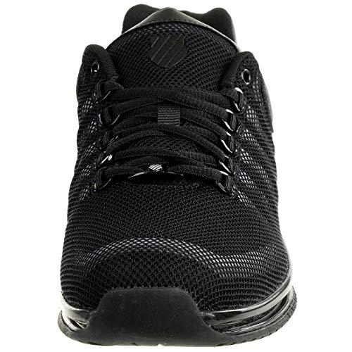 K castlerock swiss Sneaker titanium 092 Nero Uomo 05080 Black Rinzler OqOBwWgnr