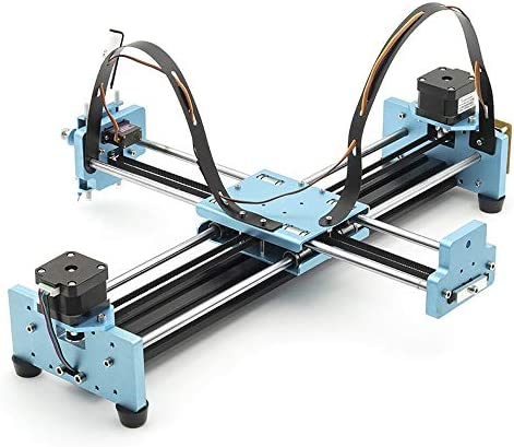 Plotter Writer Robot,Kit de robot escrito a mano Dibujo automático Máquina de escribir Plotter X Y Eje Máquina de firma B(500MW): Amazon.es: Oficina y papelería