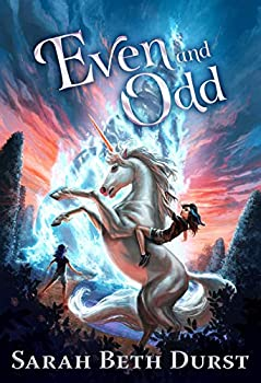 Even and Odd by Sarah Beth Durst science fiction and fantasy book and audiobook reviews