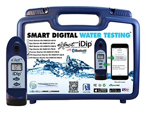 (eXact iDip Photometer 486107-AQ-K 570 Aquarium Starter Kit)