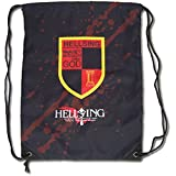 Cheap Hellsing Ultimate – Emblem Drawstring Bag