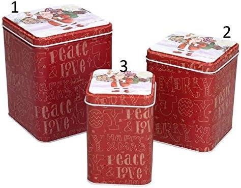 Vacchetti Giuseppe Caja de Navidad con 2 Bolsillos.: Amazon.es: Hogar