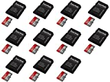 11 x Quantity of Microsoft Lumia 735 32GB Micro SD Memory Card SDHC Ultra Class 10 with Adapter up to 48MB/s - FAST FREE SHIPPING FROM Orlando, Florida USA!