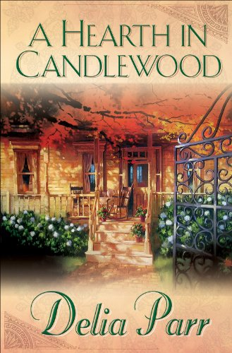 A Hearth in Candlewood (Candlewood Trilogy Book #1) cover