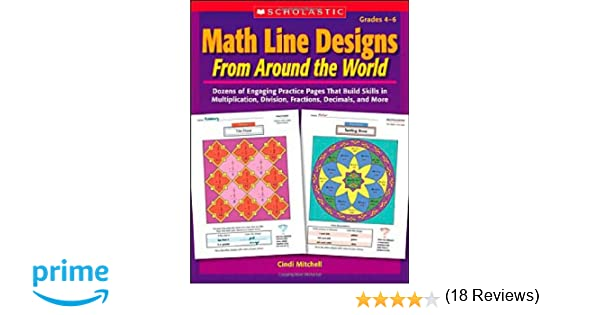 Math Line Designs From Around the World: Grades 4—6: Dozens of ...