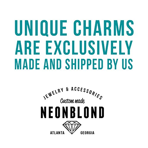 Sterling Silver Bead Sugar Coat It Brown Sugar Tea Charm Fits All European Bracelets by NEONBLOND (Image #2)'