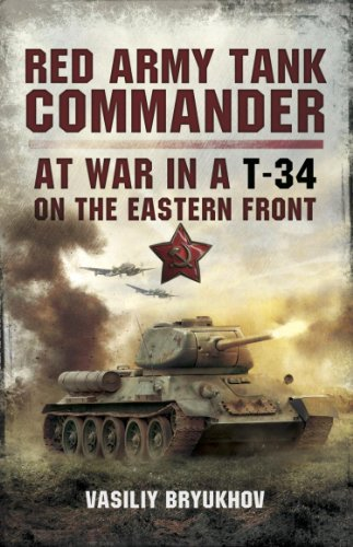 Red Army Tank Commander : At War in a T-34 on the Eastern Frount ()
