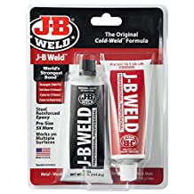 J-B Weld 8281 Original Professional Size Steel Reinforced Epoxy Twin Pack - 10 oz