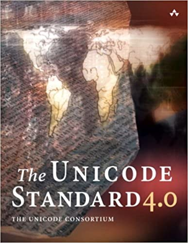 The Unicode Standard: Version 4.0