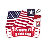 Cheap Online Stores Super Tough Brand Polyester US Flag, 4 by 6-Feet