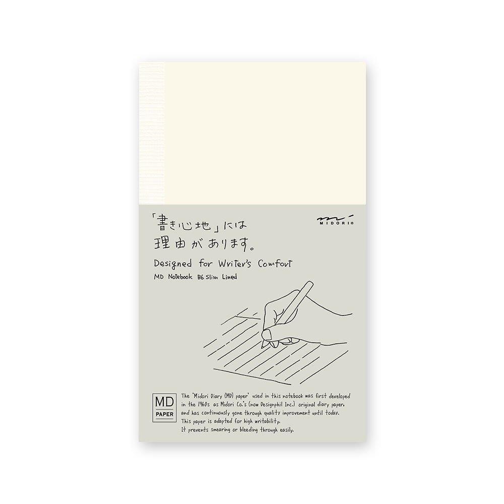 Midori 15188006 – Taccuino di carta, formato M