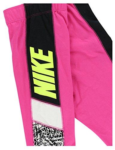 Nike para mujer Club Leggings Color Block–Medias