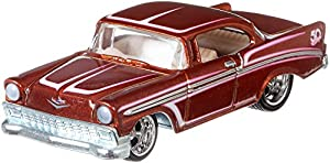 upc 887961556544 product image for Hot Wheels 50th Anniversary Favorites 56 Chevy Vehicle | barcodespider.com