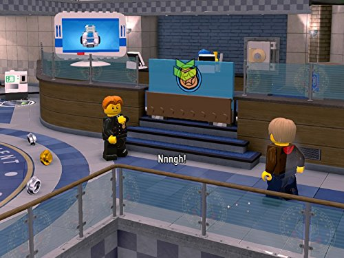 Clip: Lego City Undercover - Chapter 1 (No Commentary Gameplay)