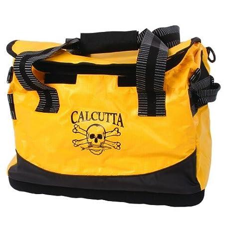 Calcutta Yellow Medium Boat Bag  sc 1 st  Amazon.com & Amazon.com : Calcutta Yellow Medium Boat Bag : Fishing Tackle ...