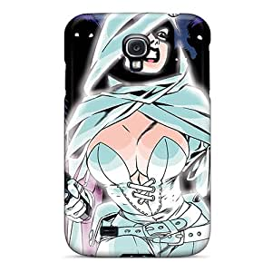 Premium Tpu Ghost I4 Cover Skin For Galaxy S4