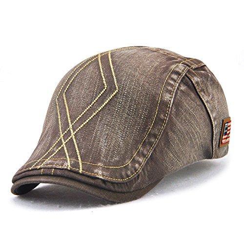 bordar un hat hombre MASTER C yum beanie rhombus twill Navidad sombreros mujer doble Halloween Tapa CAP PqPO86AU