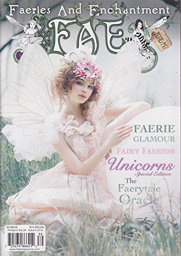 Faeries and Enchantment Magazine Autumn 2016
