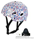 Tontron Adult Whitewater Helmet with Ears