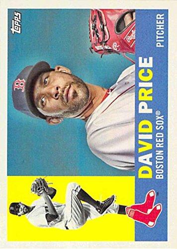 2017 Topps Archives #31 David Price Boston Red Sox