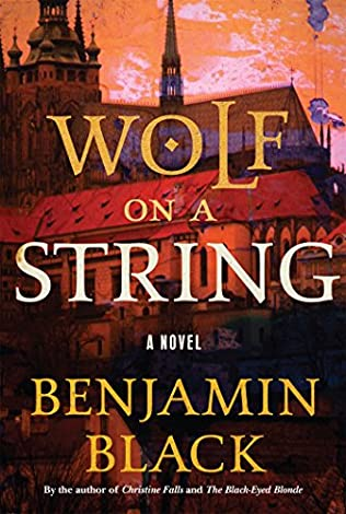 book cover of Wolf on a String
