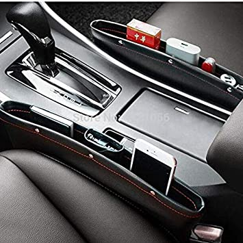 Homeve - Bolsillo de Almacenamiento para Asiento de Coche para Opel Astra Peugeot 2008 Chevrolet Cruze C5 Opel Passat B5 para Skoda Octavia BMW F10: ...
