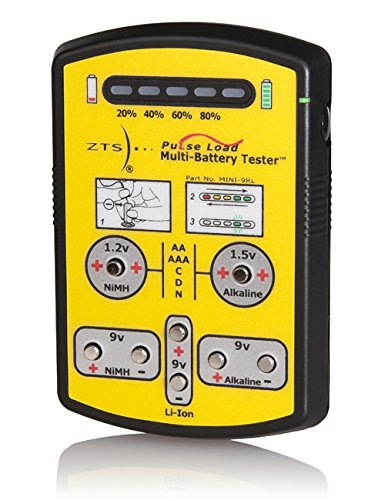 ZTS MINI-9RL Multi-Battery Tester