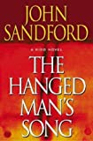 Front cover for the book The Hanged Man's Song by John Sandford