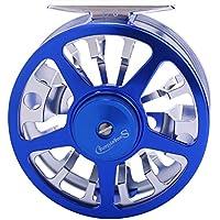 Sougayilang Fly Fishing Reel with CNC-machined Aluminum...