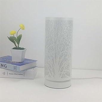 Bureau De En Table Fer Lampe Moderne Blanc Minimaliste 7yYbf6g