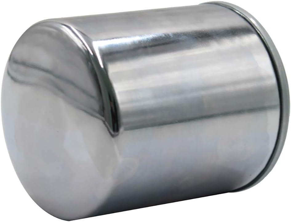 Road Passion Filtro olio per HARLEY FLSTF FAT BOY 82 CI All 1980-1999 All 1989-1999//HARLEY FLSTC HERITAGE SOFTAIL CLASSIC 82 CI